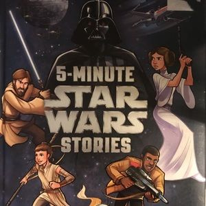 Other - Five minute Star Wars stories